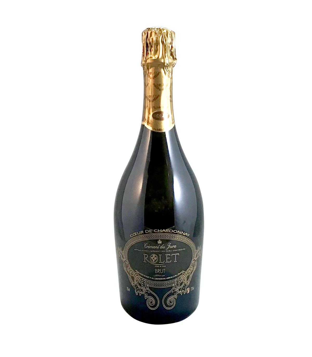 Dom. Rolet - Coeur de Chardonnay - Brut    Frankrijk