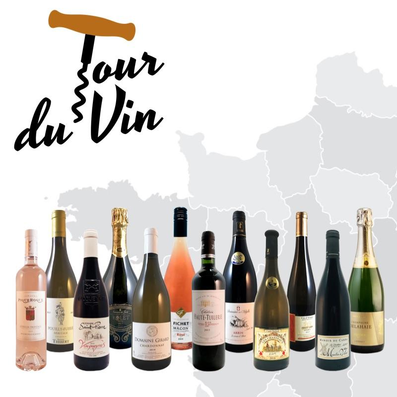 Tour du Vin box